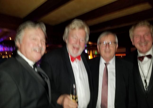 Monty & Jean-Claude Juncker