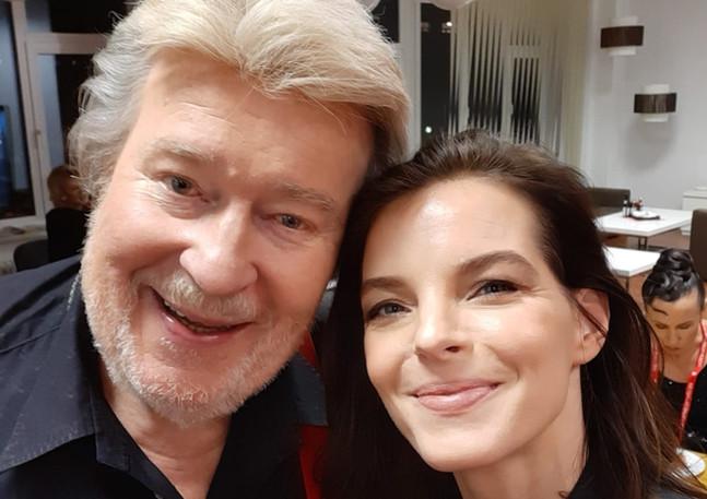 Monty & Ivonne Catterfeld