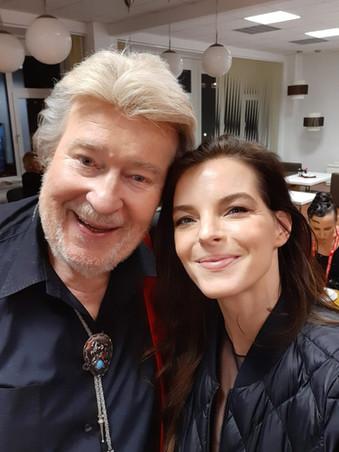 Monty & Yvonne Catterfeld