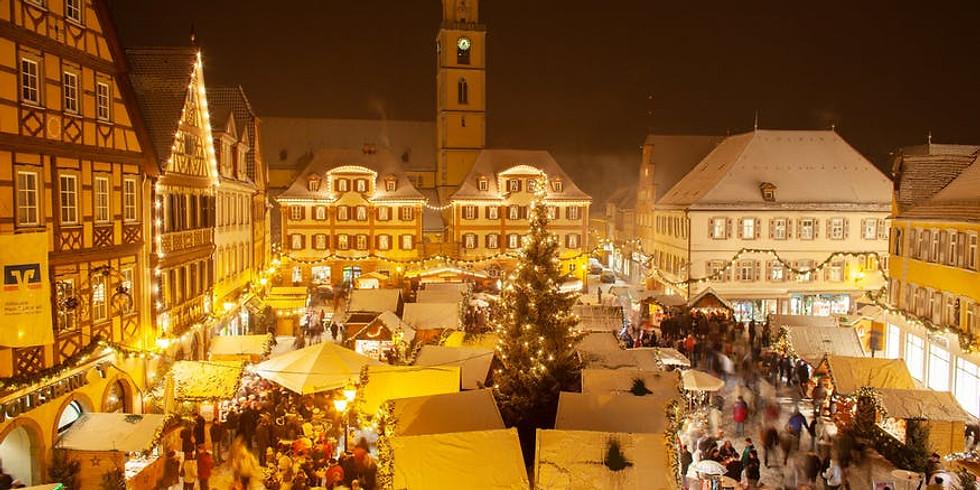 Weihnachtsmarkt Bad Mergentheim 2019