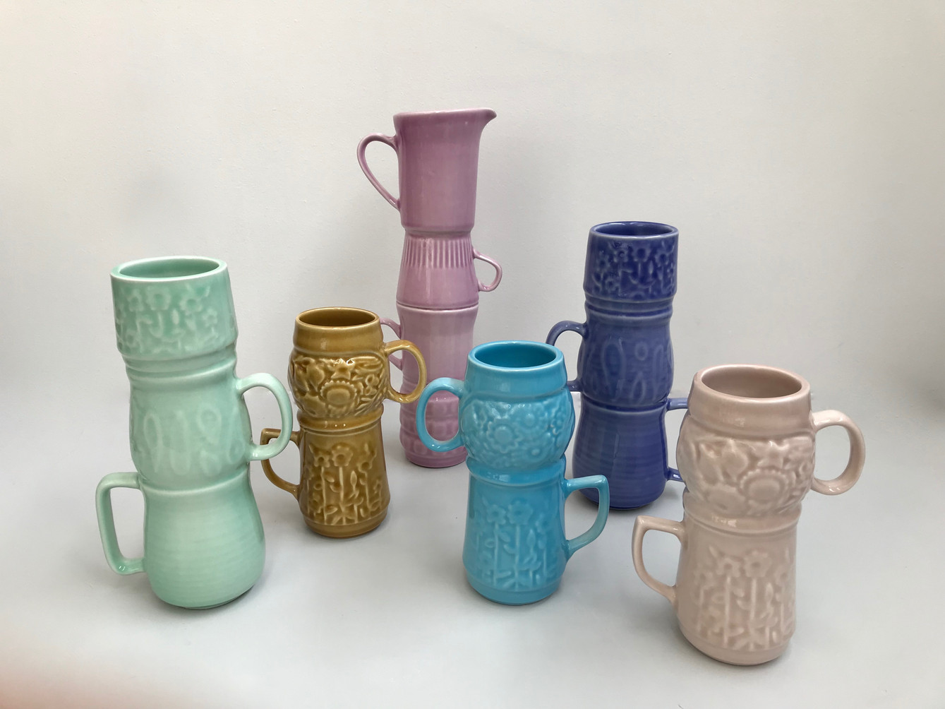 Cup Vases