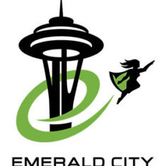 Emerald City Comic Con! Lots of panels!