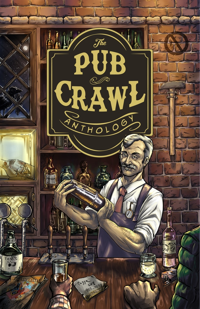Pub Crawl Anthology