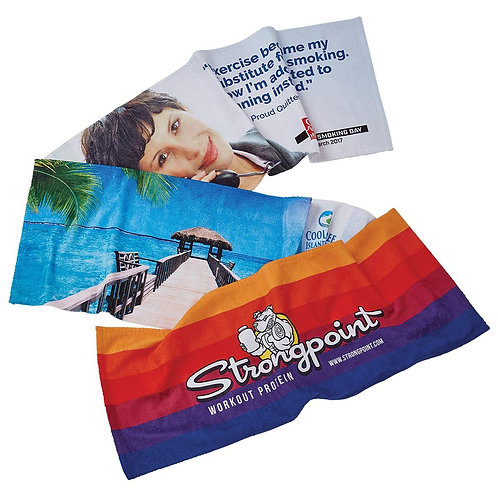 Sublimation Sports Towel