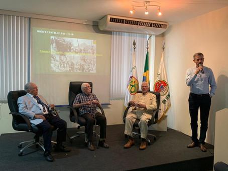 74 anos da Tomada de Monte Castello comemorados na Casa da FEB