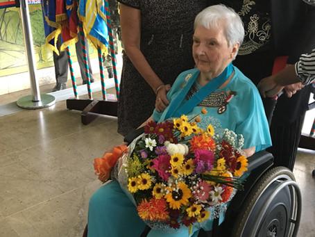 Centenário da Capitão-Enfermeira Virgínia Maria de Niemeyer Portocarrero  