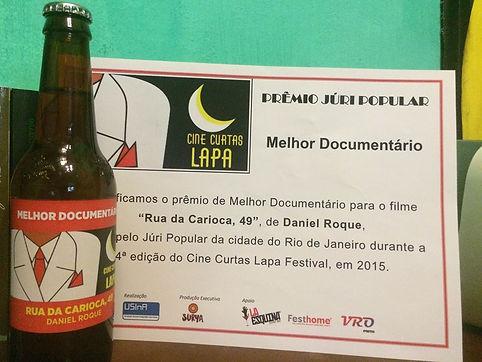 Documentário Rua da Carioca, 49