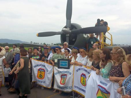 Realizado no Rio de Janeiro o XXX Encontro Nacional dos Veteranos da FEB