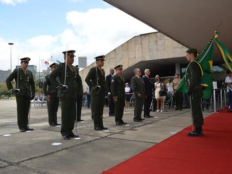 Aniversário do Monumento Nacional aos Mortos da Segunda Guerra Mundial (1960-2017)