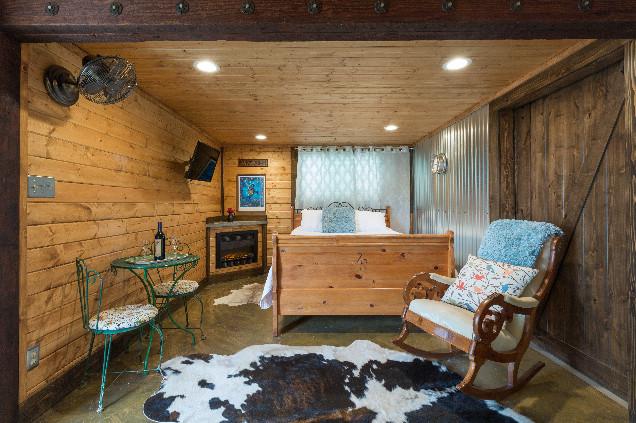 Bunkhouse Bedroom