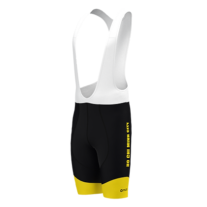 Original Male HCMC-VINAMA Cycling Team Bib Shorts