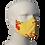 Thumbnail: 3D Mask Tet Yellow