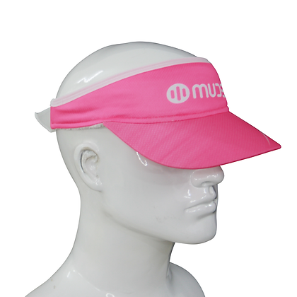 Visor Arrow Pink Neon