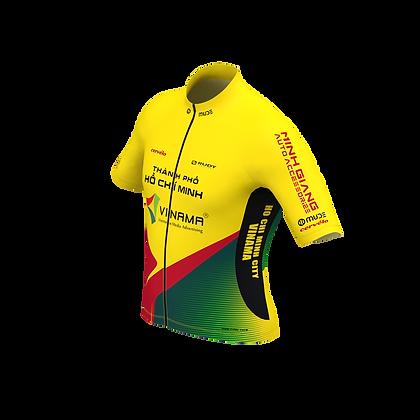 Original Male HCMC-VINAMA Cycling Team Jersey