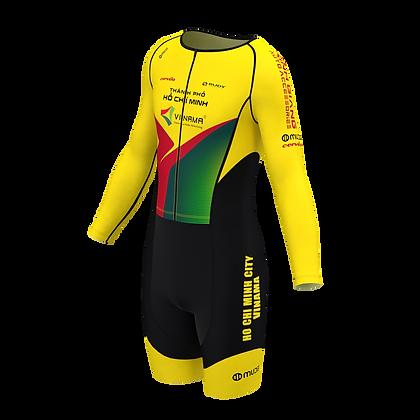 Original Male HCMC-VINAMA Cycling Team Skinsuit