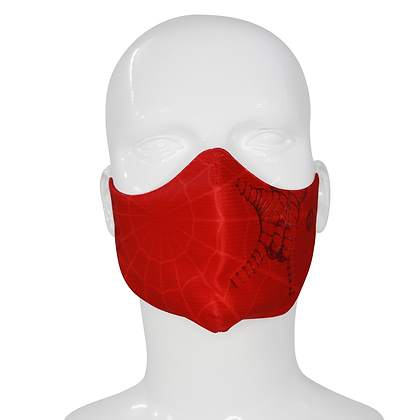 3D Mask Spiderman