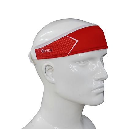 Headband Arrow Red