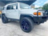 Toyota FJ Cruiser on 20_ XM Mudder wheel