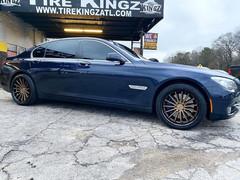 """BMW on 20"""" Azad wheels"""