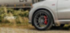 Niche wheels banner