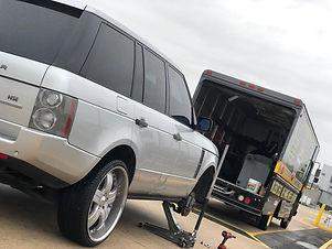 Tire Kingz Mobile Truck