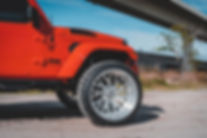XF Off-Road Wheel Banner