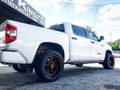 "Toyota Tundra on 20"" XF Off-Road wheels"