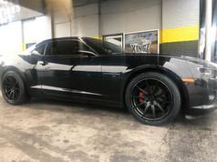 "Chevrolet Camaro on 20"" Verde wheels"