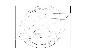 XF Off-Road Wheels Logo