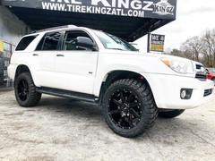 """Toyota 4Runner on 20"""" BBY wheels"""