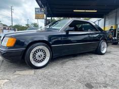 "Mercedes-Benz on 17"" BBS Replica wheels"