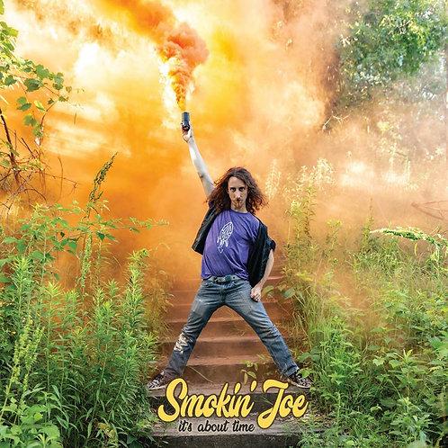 Autographed Smokin' Joe CD