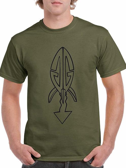 GGD Men's Rocket T-Shirt