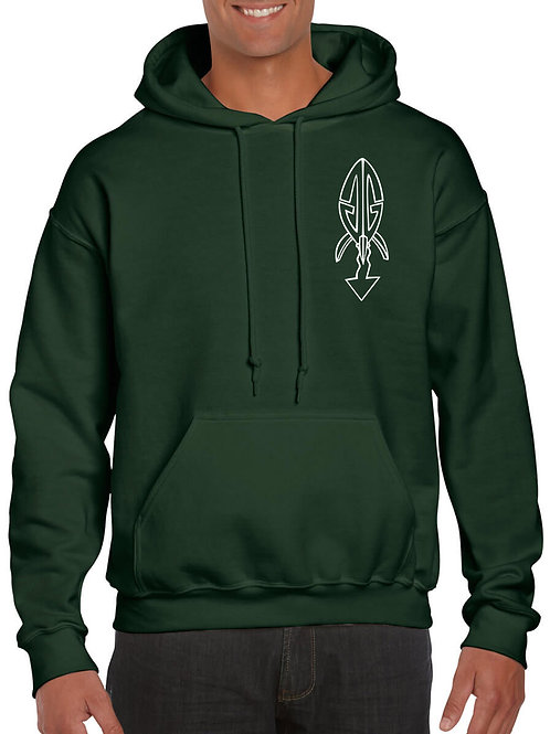 GGD Pullover Hooded Sweatshirt