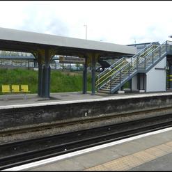 Birkenhead North Railway Station