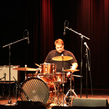 "Dead Baboon - jazz trio at ""Speilet"" Fredrikstad.jpg"