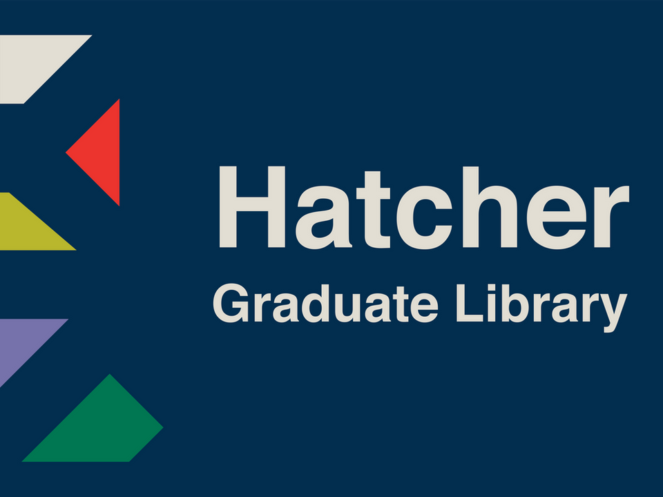 Hatcher Library