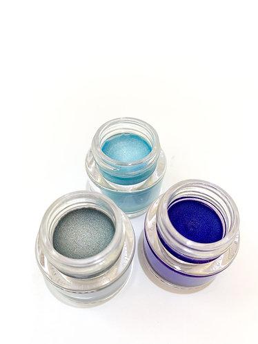 Handmade Color Eye Cream 手造色影眼霜 (Royal sapphire 湛藍寶石)
