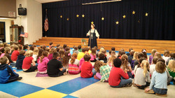 Elementary School Story Time.