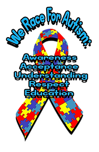 Autism Awareness Logo Team Motto small .