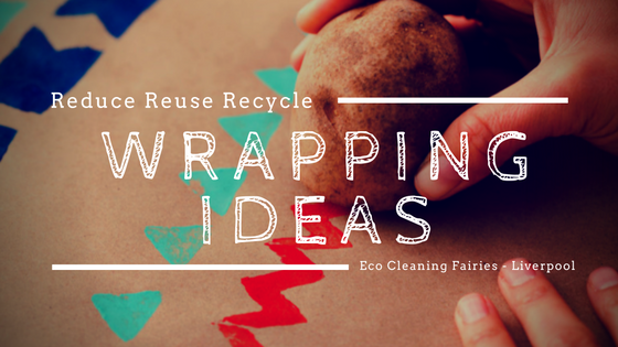 Eco Wrapping Ideas for Christmas