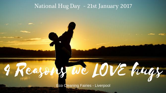 4 Reasons We LOVE Hugs