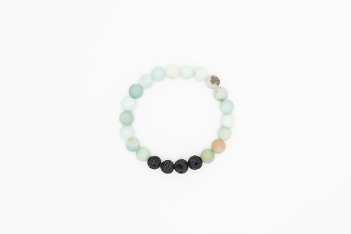 UNSTOPPABLE - Amazonite 8mm