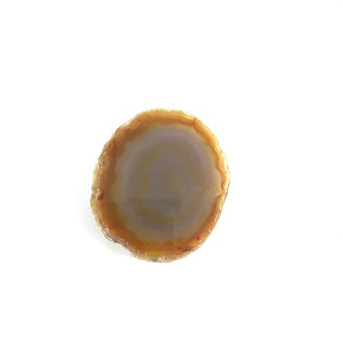 Natural Agate Pop Socket 1015