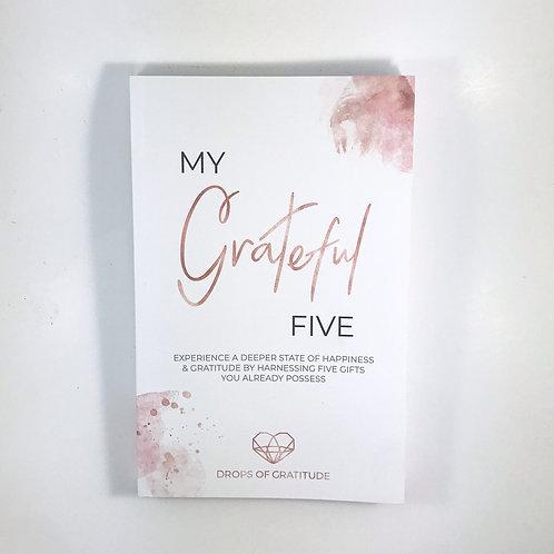 Gratitude Journal - Adult