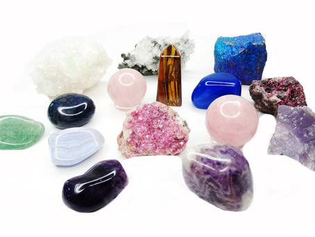 Crystal Meaning: Our Fave 40 Stones