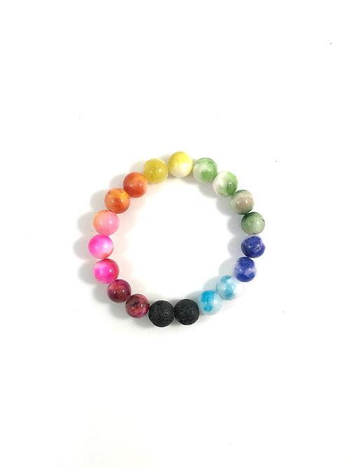 Rainbow - Enhanced Jade