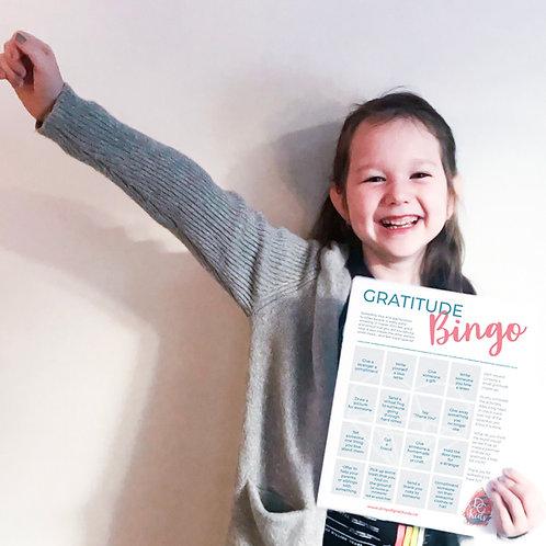 Gratitude Bingo!