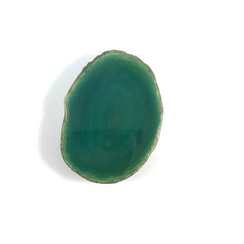 Natural Agate Pop Socket 1017
