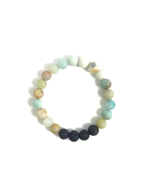 UNSTOPPABLE - Amazonite - 8mm